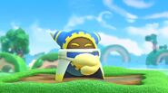 Magolor Idle Animation - Clapping