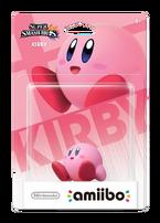 Amiibo Kirby P
