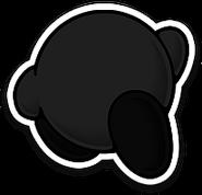 KirbyOscuroSticker