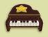 玩具钢琴家具01 毛线卡比
