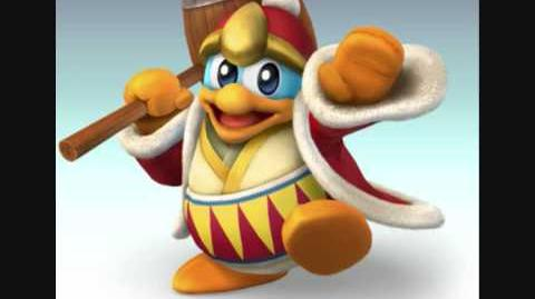 Kirby - King Dedede's Theme (SSBB)
