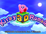 Kirby 3D Rumble