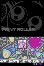 Drawing Paint Roller