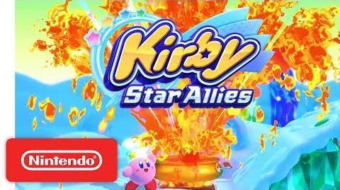 Kirby Star Allies Trailer - Nintendo Switch