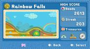 KEY Rainbow Falls