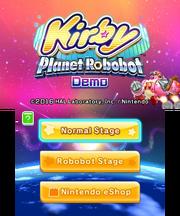 KPR Demo Title