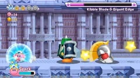 Kirby's Return To Dreamland - Nutty Noon ~ Stage 5 -HD-