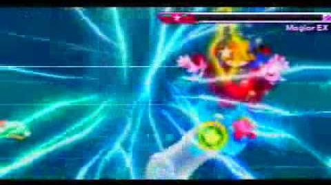 Kirby Return to Dreamland Vs. Magolor EX & Magolor Soul (Ninja only and perfect victory)
