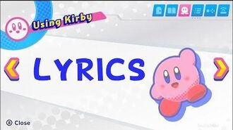Green Tree Memories WITH LYRICS (English) (Super Kirby Clash Credits)-0