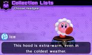 Freeze Hood Headgear
