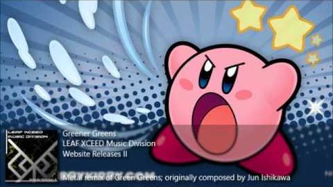 Greener Greens (Kirby Remix)