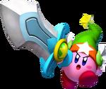 Kirby Ultra espada