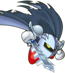 Meta Knight Malvado