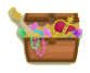 KEY Treasure Chest sprite