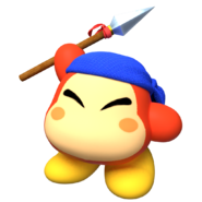 KSA Bandana Waddle Dee model