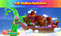 KTD Endless Explosions
