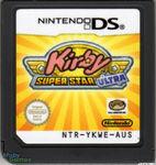 KSSU Aus Game Card