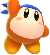 KTD Bandana Waddle Dee Artwork