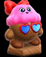 Chuchu Hat (Team Kirby Clash)