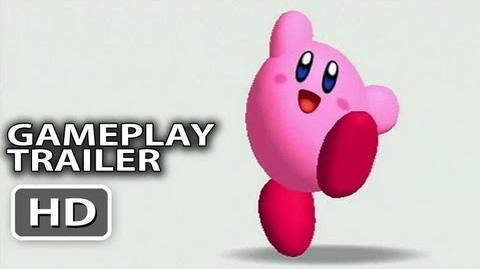 Kirby's Dream Collection Gameplay Trailer