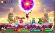 Team Kirby Clash Deluxe - Dark Taraña