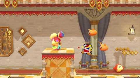 Kirby Star Allies Vividria Showcase