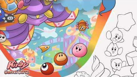 Creative Process - Kirby's 20th Anniversary