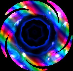 KTD Warp Hole render