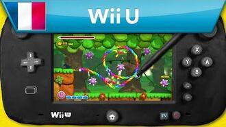 Kirby et le pinceau arc-en-ciel - Bande-annonce (Wii U)