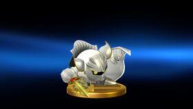 SSBU Meta Knight (Alt.) trophy