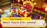 KBR King Dedede Throne
