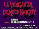 La venganza de Meta Knight