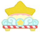 KEY Star Bed sprite