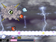Ghost Kirby Waddle Dee