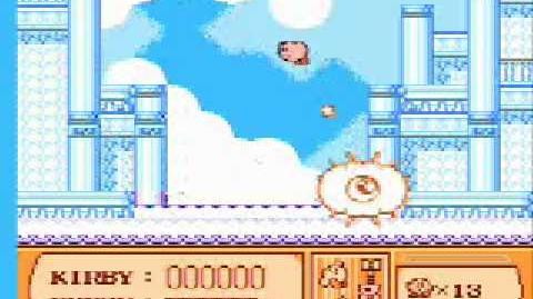 Kirby's Adventure - Kracko Boss Battle