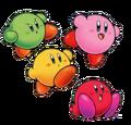 4 Kirbys