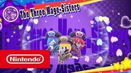 DLC de Kirby Star Allies - Les trois sœurs mages (Nintendo Switch)