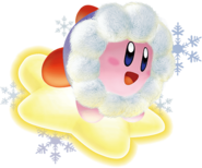 Normal freezekirby