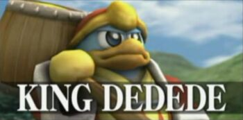 Dedede Subspace Emissary