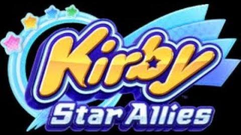 Новая инфомация о Kirby Star Allies!