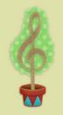 旋律盆栽家具01 毛线卡比