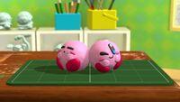KatRC Kirby and Kirby figurine