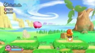 Kirby's Adventure Wii - Bande Annonce