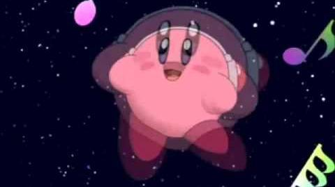 Kirby Micrófono Transformación.