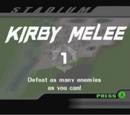 Kirby Melee