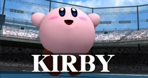 Kirby - Subemisario Espacial Presentación