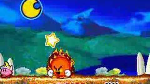 Kirby Nightmare in Dreamland -Mr Shine & Mr Bright Boss-
