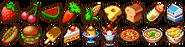 KMA Food sprites