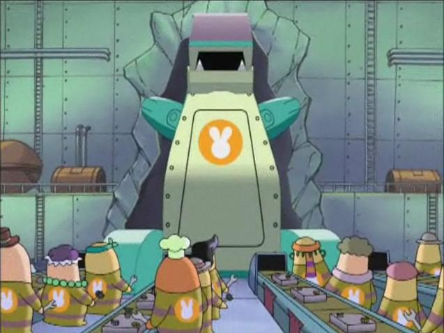 image ice robot jpg kirby wiki fandom powered by wikia