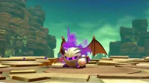 Kirby Star Allies- Meta Knight